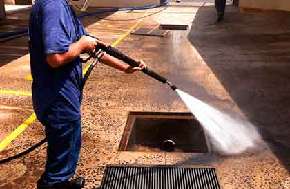 hidrojateamento em Campinas