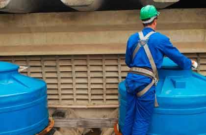 Limpeza de Caixas D'água em Campinas